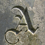 Headstone Lettering in West Derby