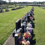 Gravestones in Prescot
