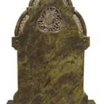 Marble Memorial in Prescot