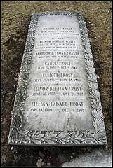 memorial stones in Crosby