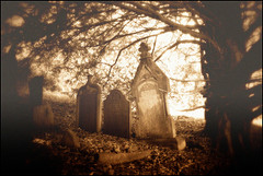 headstones in Sefton